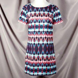 J.CREW NWOT Mini Shift Dress
